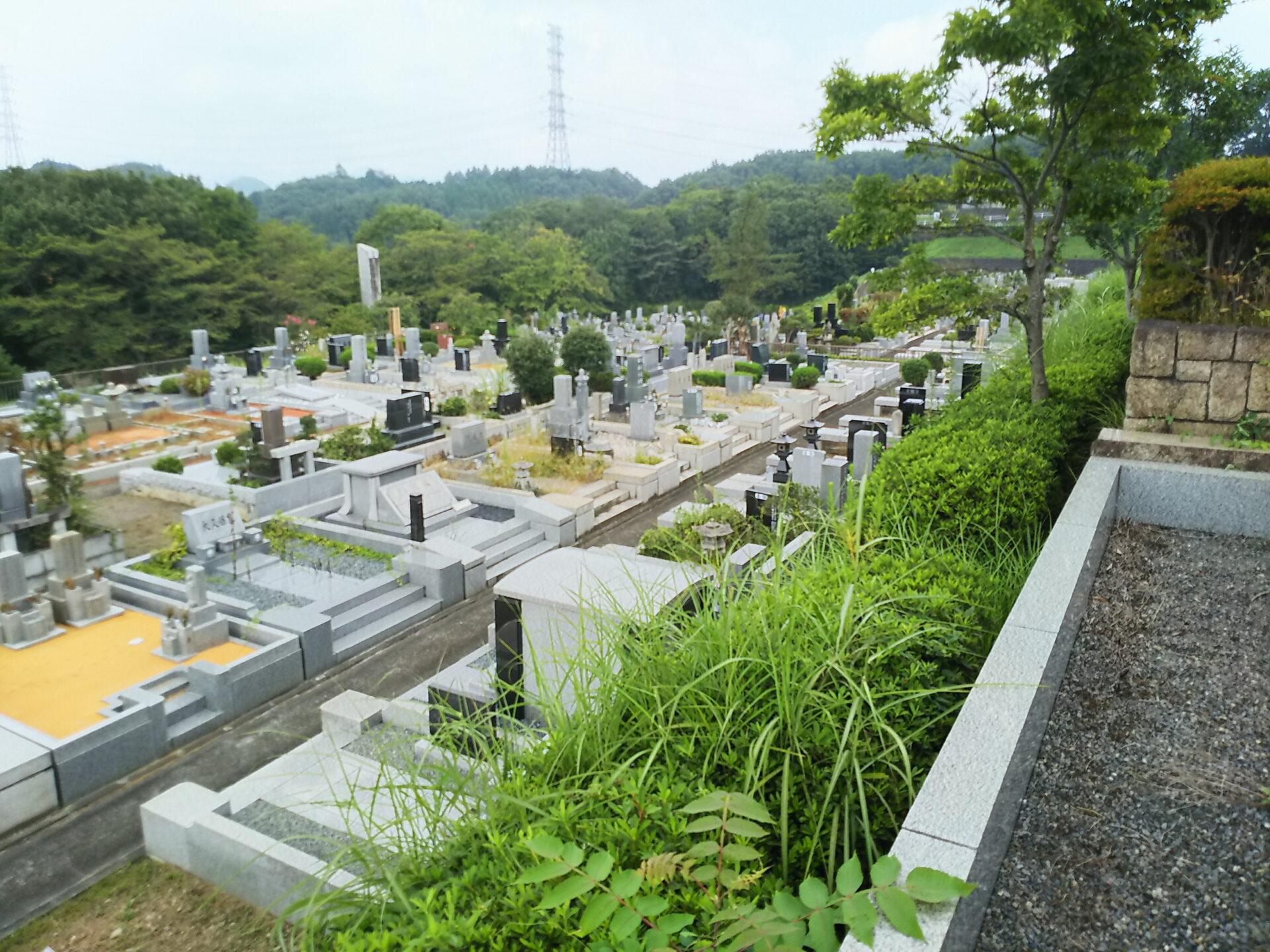 上川霊園01