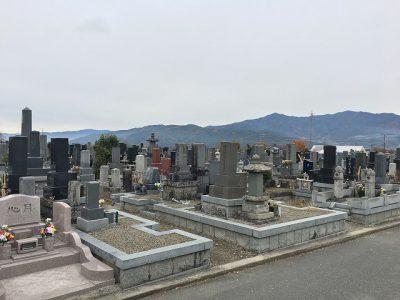 駒ヶ根市営 北の原墓地