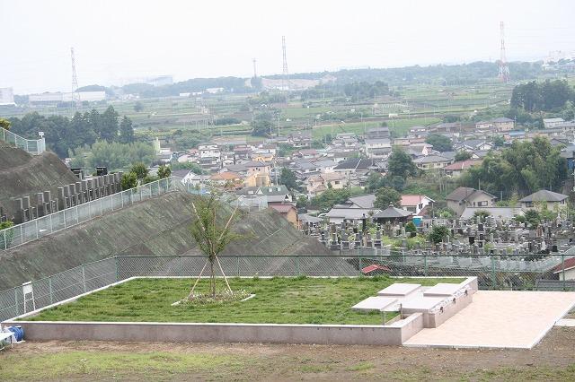 樹木葬(フラワージュ)2