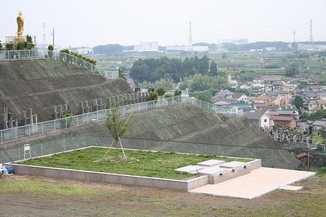 樹木葬(フラワージュ)4