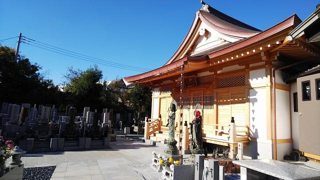 寺院本堂2
