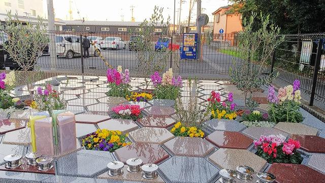 草加ガーデニング型樹木葬「アルヴェアージュ」