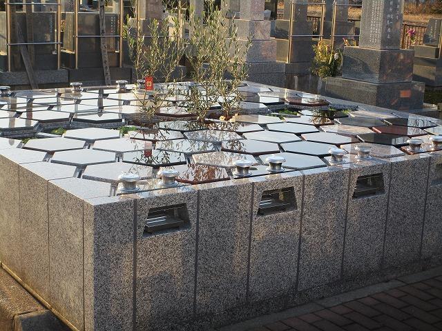 新所沢霊園ガーデニング型樹木葬「アルヴェアージュ」
