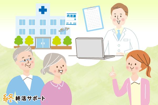 終活のチェックリスト【5分野18項目】02